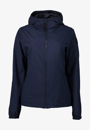 ALAMOSA - Waterproof jacket - dunkel blau