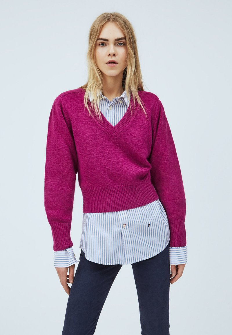 Pepe Jeans - SUSSI - Jumper - orchid