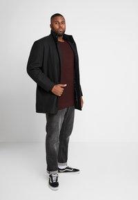 Jack´s Sportswear - CREW NECK - Trui - bordeaux - 1