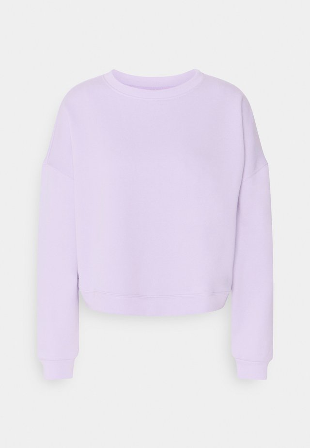 PCEMILA  - Sweater - purple heather