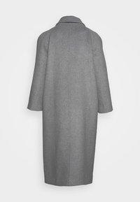 Bruuns Bazaar - JASMINA BOLETT COAT - Klasický kabát - light grey - 1