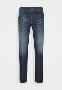 Diesel - D-STRUKT - Jean slim - dark-blue denim - 3