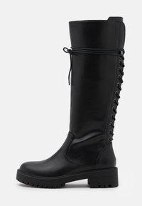 Tata Italia - Vysoká obuv - black - 1