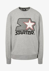 Starter - Collegepaita - heather grey - 4