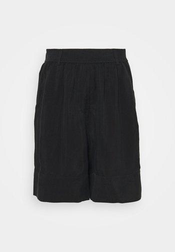 SHORT - Shorts - black dark