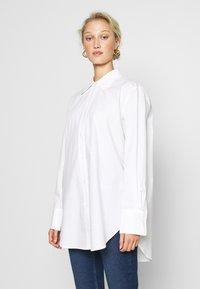 Carin Wester - BONNE - Button-down blouse - white - 0