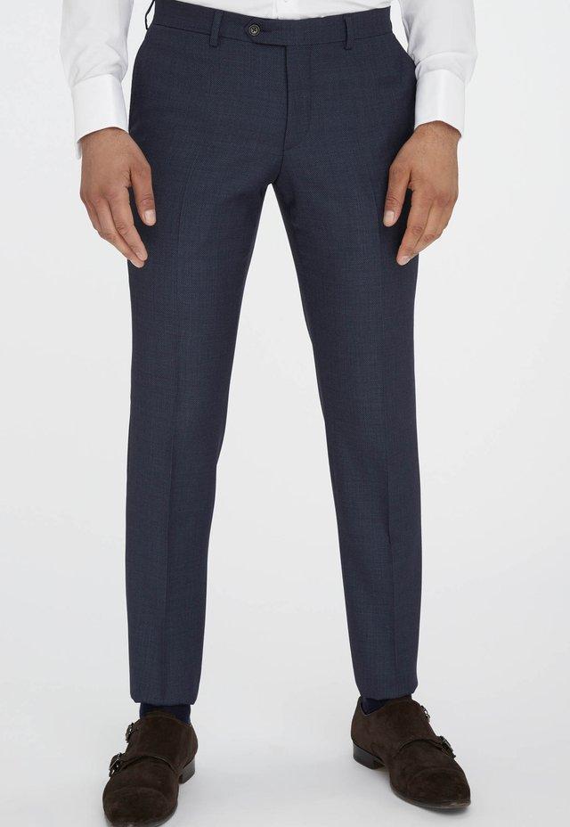 SPLIT BUCK SPLIT - Pantalon - dark blue
