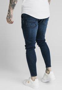 SIKSILK - SKINNY  - Jeans Skinny Fit - dark-blue denim - 2