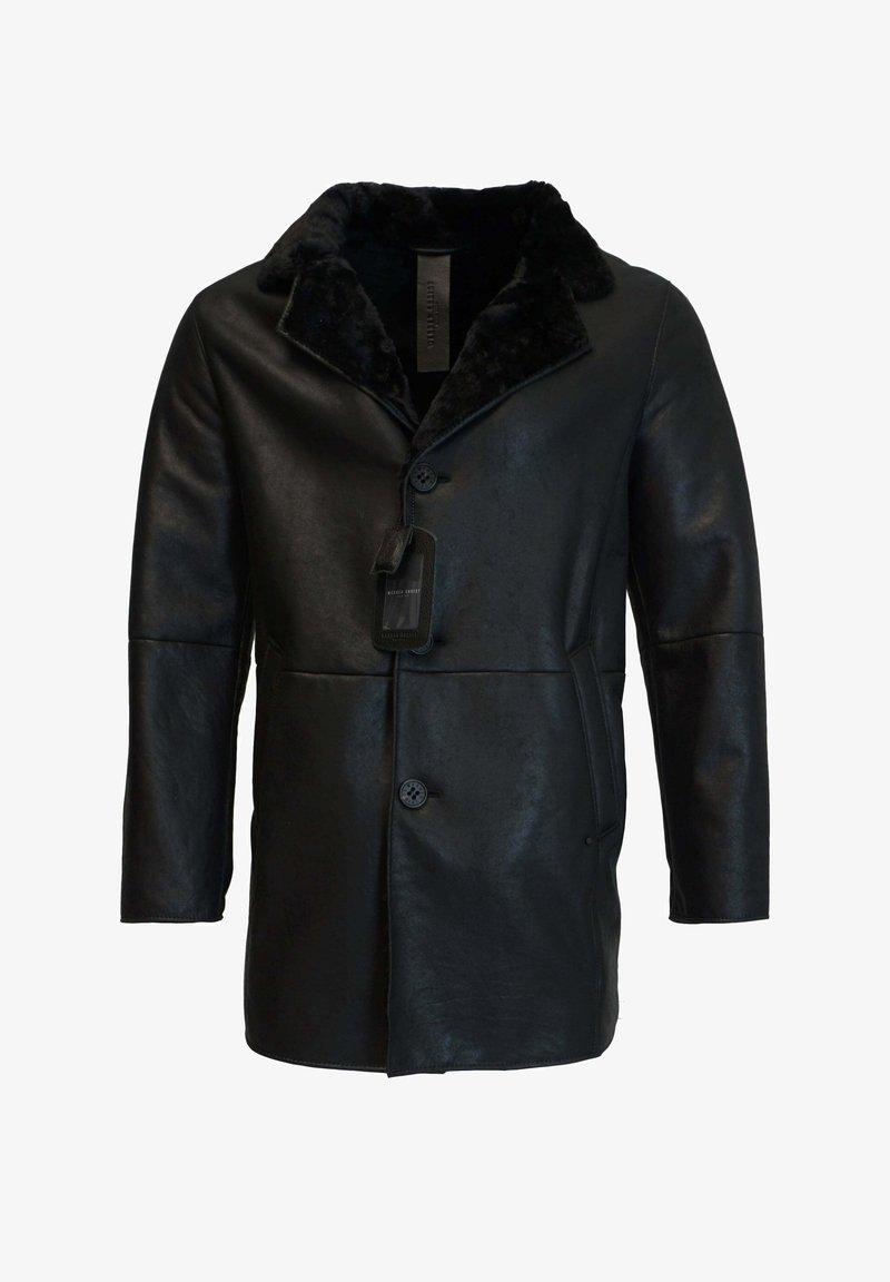 Werner Christ - Winter coat - schwarz