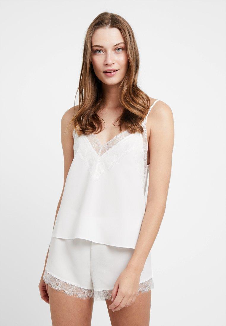 Anna Field - BRIDAL Set - Pyjama top - white