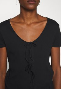 Madewell - ATOBOY TEE IN EASY - T-shirt con stampa - true black - 5