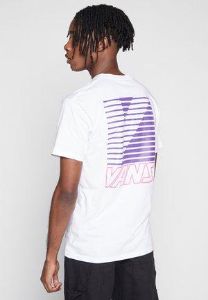 RETRO SPORT  - Camiseta estampada - white