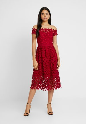 ZELMA - Cocktail dress / Party dress - red