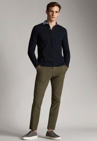 Massimo Dutti - Polo shirt - dark blue - 1