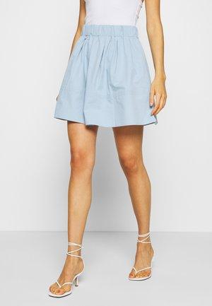 KIA - A-line skirt - spring blue