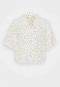 Monki - TANI BLOUSE - Skjorte - white - 5