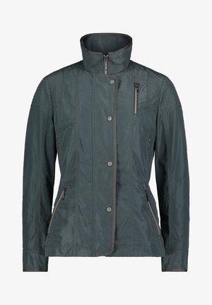 MIT STEHKRAGEN - Summer jacket - goblin blue