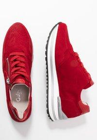 Gabor Comfort - Sneakers laag - rubin/rosso - 3