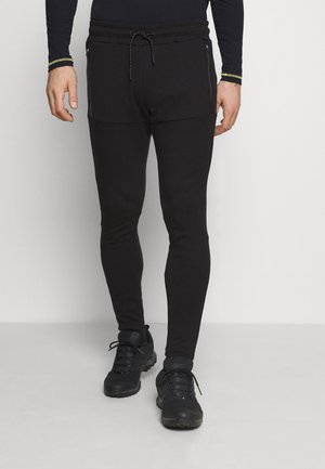 PHILLAN - Jogginghose - black