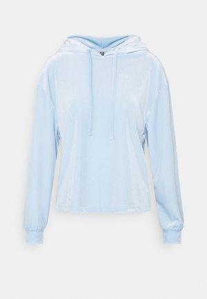 PCGIGI HOODIE - Sweatshirt - blue bell