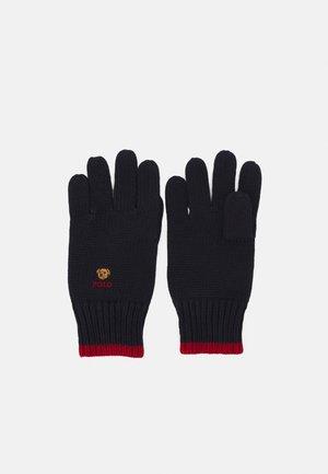 BEAR GLOVES UNISEX - Gloves - navy