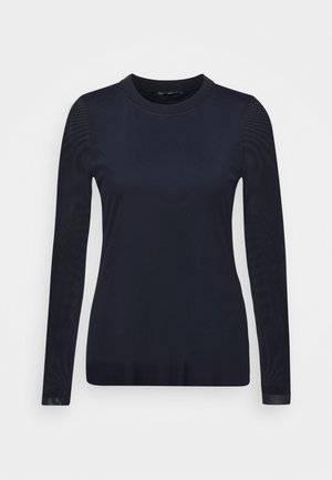 LONGSLEEVE - Long sleeved top - sky captain blue