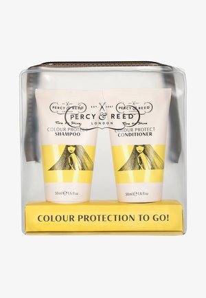 COLOUR PROTECTION TO GO! - Hair set - -