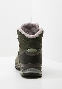 Lowa - LADY LIGHT GTX - Walking boots - graphit/jade - 3