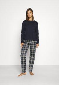 Marks & Spencer London - Pijama - navy - 0