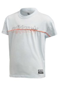 adidas Originals - T-SHIRT - Camiseta estampada - blue - 0