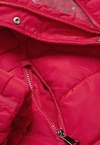 Next - Winter coat - red - 3