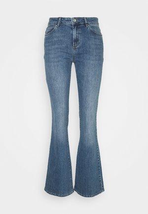TARA FLARE SPLENDID  - Široké džíny - blue