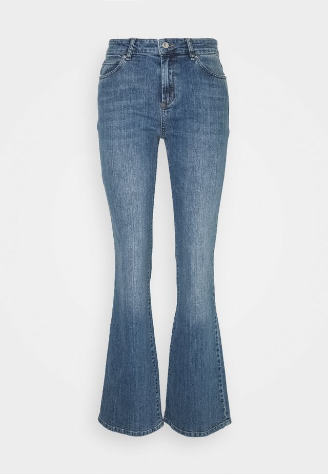 TARA FLARE SPLENDID  - Flared Jeans - blue