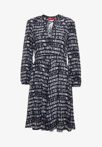 MAX&Co. - DIONISO - Korte jurk - black pattern - 3