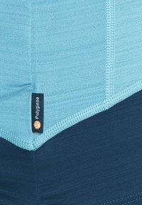 La Sportiva - DASH LONG SLEEVE - Sports shirt - pacific blue/opal - 5