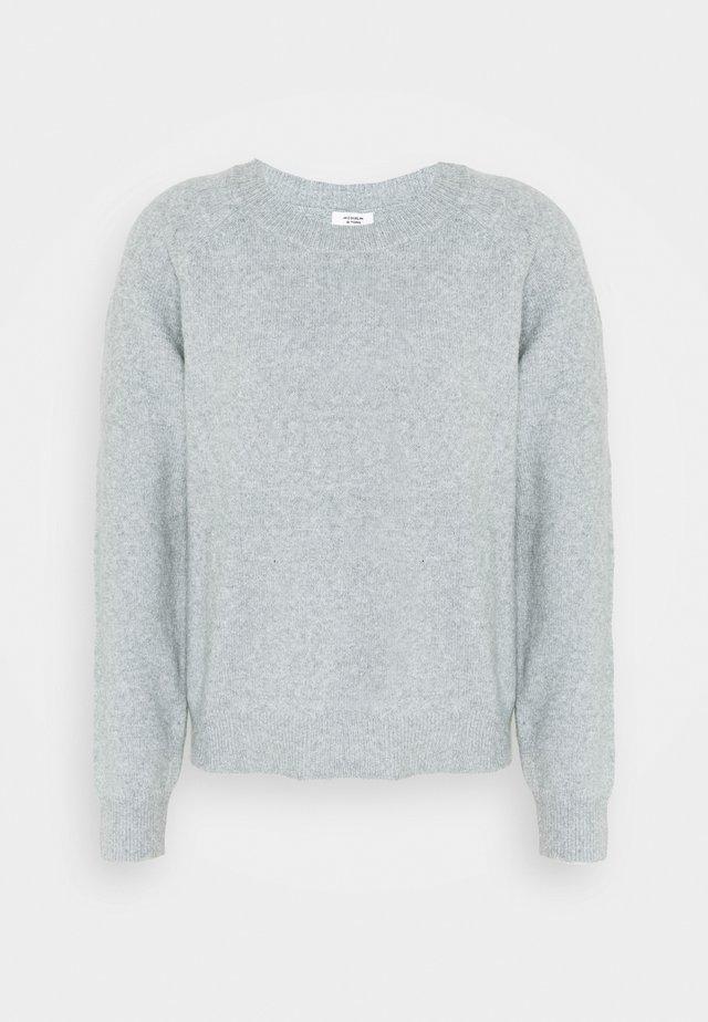JDYBRILLIANT  - Sweter - abyss melange