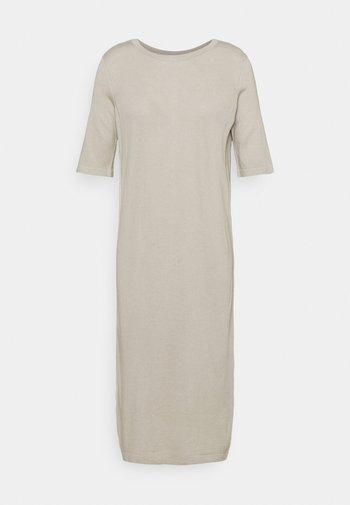 GINGER REVERSIBLE DRESS WOMAN - Robe pull - mole grey