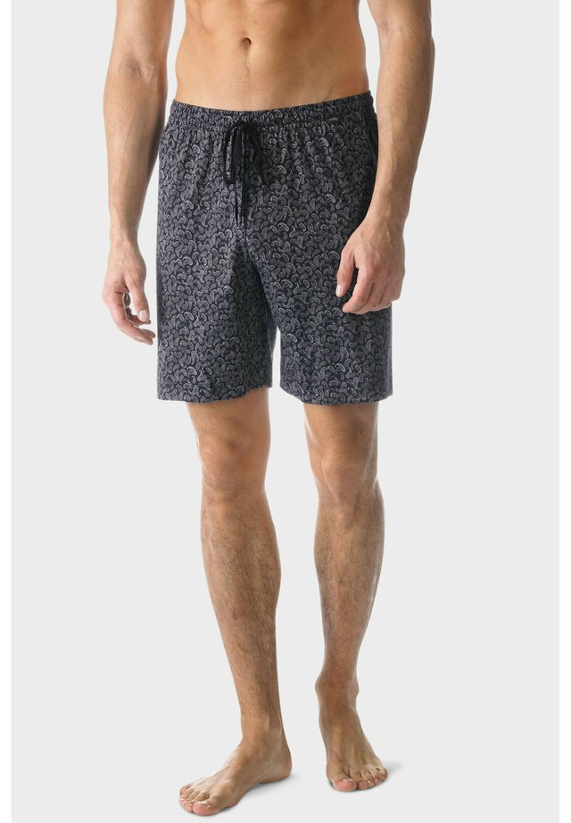 Pyjamabroek - schwarz