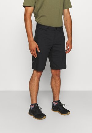 KONSEAL SHORT MENS - Sports shorts - black