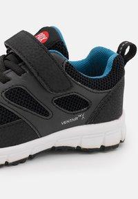 Pax - RASK UNISEX - Hiking shoes - black - 5