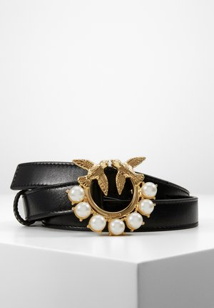 BERRY SMALL BELT - Gürtel - black