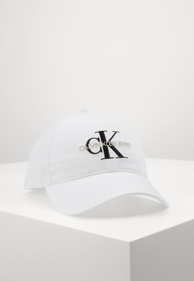 MONOGRAM - Caps - white