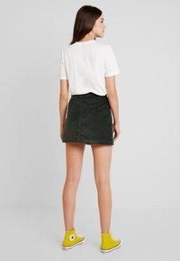 ONLY - ONLAMAZING SKIRT - A-line skirt - green gables - 2