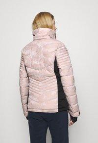 Superdry - SNOW LUXE PUFFER - Skijakke - pink - 4