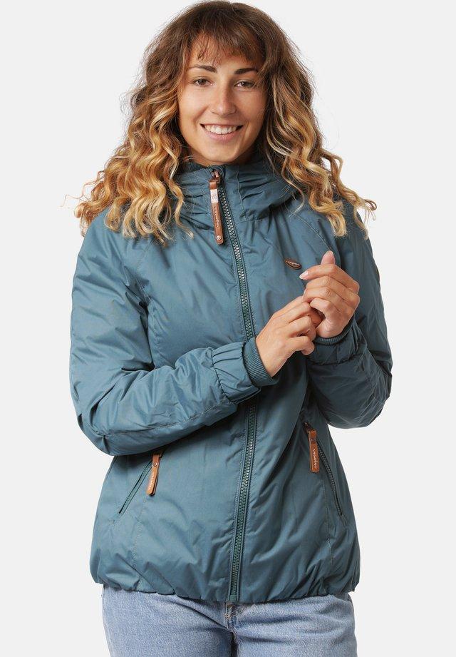 DIZZIE MARINA - Winter jacket - petrol