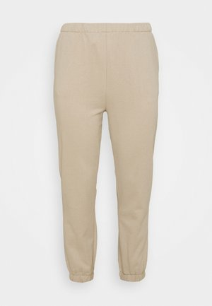 CURVE HIGH RISE TRACKPANT - Teplákové kalhoty - pink
