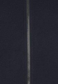 Esprit Collection - BOMB - Zip-up hoodie - navy - 2