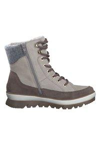 Jana - Winter boots - rose/beige - 2