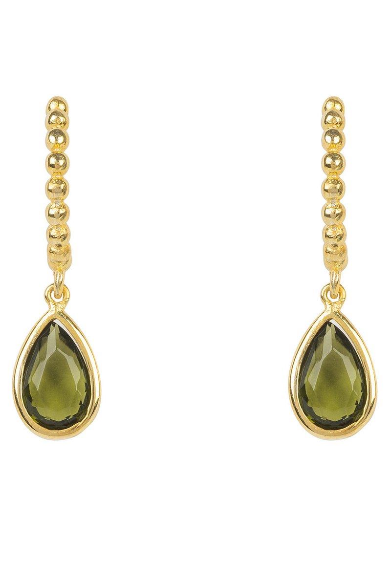 Latelita - Earrings - vert