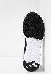 Jordan - REACT ASSASSIN - Basketbalové boty - black/metallic silver/white - 4